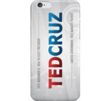 Elect Ted Cruz 2016 iPhone Case/Skin