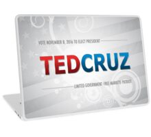 Elect Ted Cruz 2016 Laptop Skin