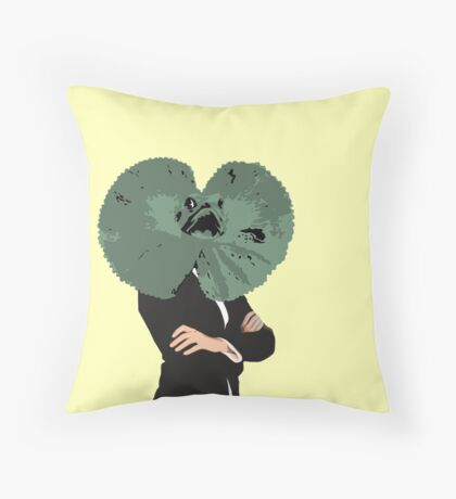 Lizbehonest Throw Pillow