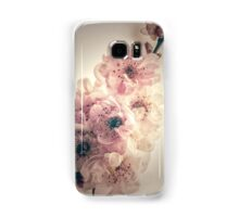 Vintage Cherry Samsung Galaxy Case/Skin