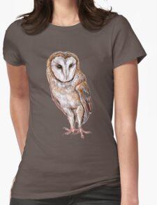 Barn owl drawing T-Shirt