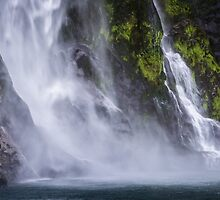 Waterfall by Michelle McConnell