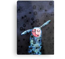 Sad, lonely and bored Metal Print