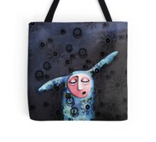 Sad, lonely and bored Tote Bag
