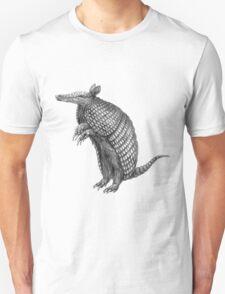 Pencil drawn armadillo T-Shirt