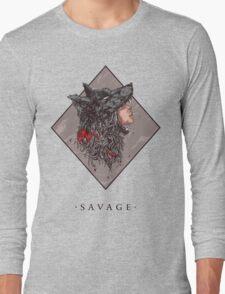 Savage Long Sleeve T-Shirt