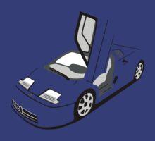 Bugatti EB110 by 3pedaldriving