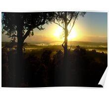 'Morning Aura' Poster