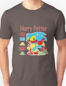 Harry Potter Obama Sonic T-Shirt