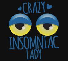 Crazy Insomniac Lady by jazzydevil