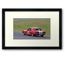 Mustang #2 Framed Print