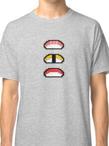 Pixel Nigiri Sushi Classic T-Shirt