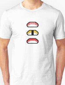 Pixel Nigiri Sushi Unisex T-Shirt