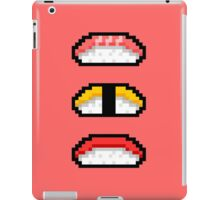 Pixel Nigiri Sushi iPad Case/Skin