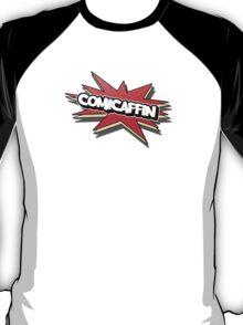 Comicaffin - YouTube Logo T-Shirt