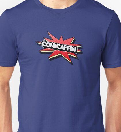 Comicaffin - YouTube Logo Unisex T-Shirt