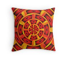 Club symbols Throw Pillow