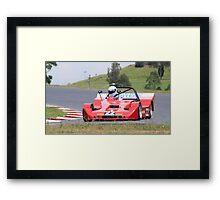 #22 Galloway Sports Framed Print