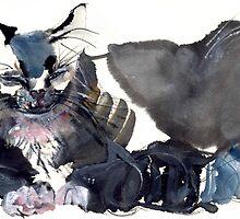 Catnap by Carole Chaplin