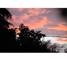 Coloured Sky 02 Photographic Print