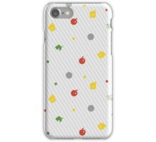 ANIMAL CROSSING NEW LEAF PATTERN iPhone Case/Skin