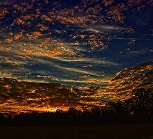 Plantation Sunrise by photosan