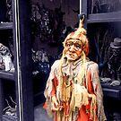 Baba Yaga by Charcoalfeather