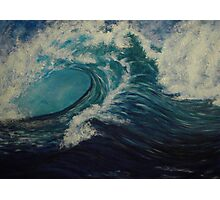 Big Waves Photographic Print