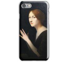 Marguerite Moreno iPhone Case/Skin