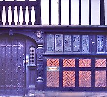 Shrewsbury by David Davies
