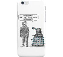 Dalek Adams 2 iPhone Case/Skin