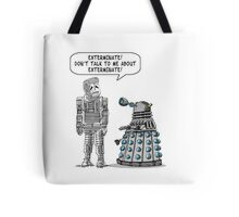 Dalek Adams 2 Tote Bag