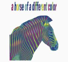 a horse of a different color by jashumbert