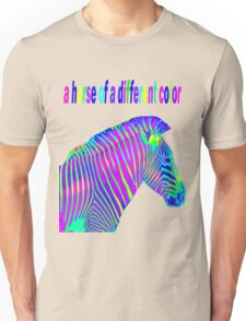 a horse of a different color Unisex T-Shirt