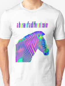 a horse of a different color T-Shirt