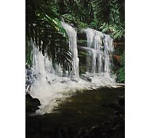 waterfall Photographic Print