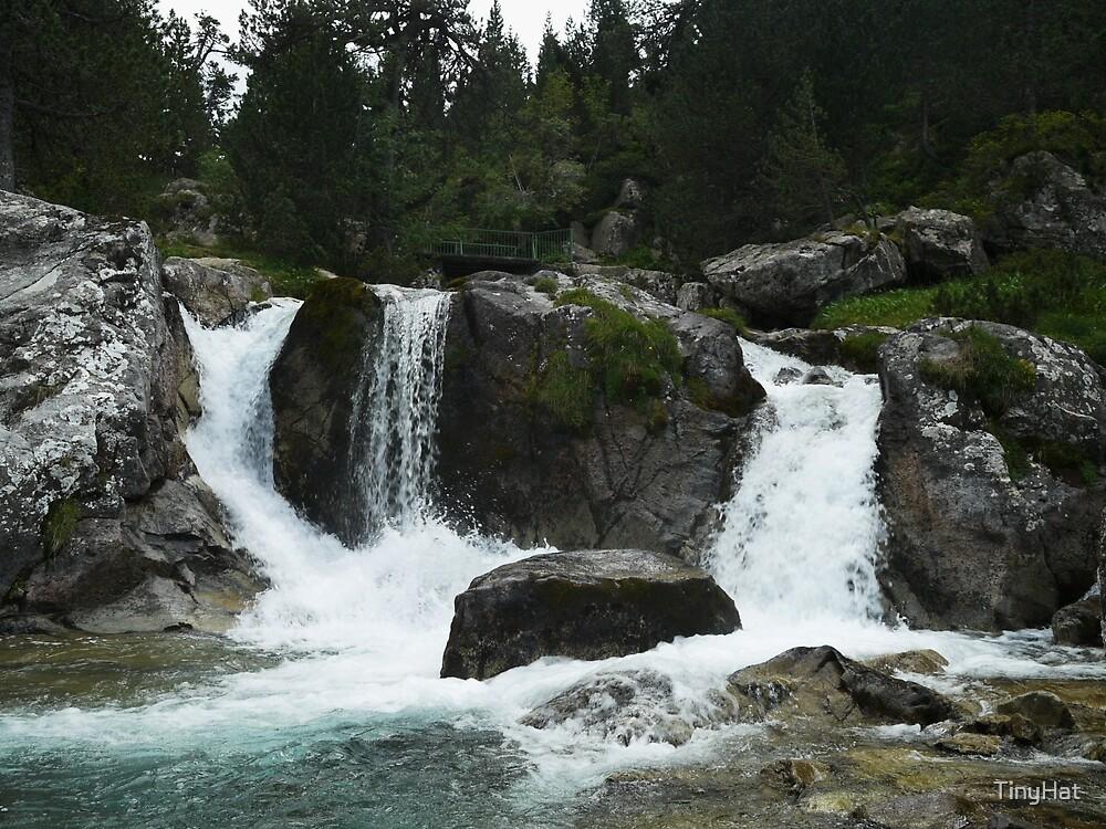 Three Waterfalls by TinyHat