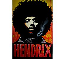 Hendrix Photographic Print
