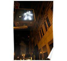Downtown- Manhattan Poster