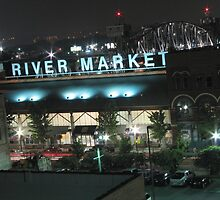Night at the River Market by davidsimmons