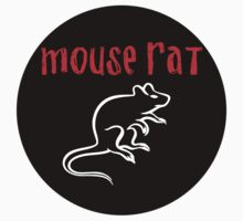 Mouse rat 1 One Piece - Short Sleeve