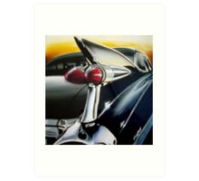 USA Cruiser Art Print