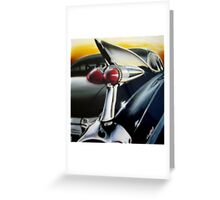 USA Cruiser Greeting Card