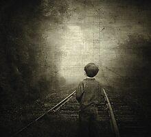 Journey to the Past... by Karen  Helgesen