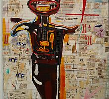 Basquiat by Koia