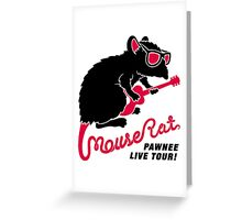 Mouse rat 3 Greeting Card