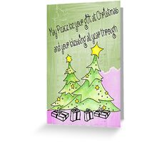 Your Gift Greeting Card