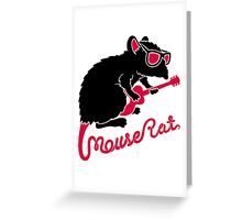 Mouse rat 4 Greeting Card