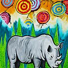 Rhino of the land by fixtape
