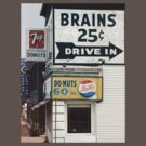 Brains 25 Cents by edbock